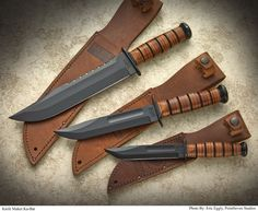 KA-BAR - 2015 Ultimate Steel™ Knives, Guns & More Spectacular!