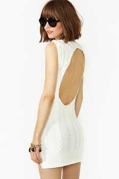 Say Anything Knit Dress  $27.20 (Final Sale Was 68 Dollars)