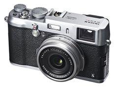 Fujifilm FinePix X100s (16.30Mpixels, Noir, Argent)