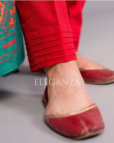 Best 12 Perfect trousers for summers. available in every color in lawn. Kurti Sleeves Design, Sleeves Designs For Dresses, Kurta Neck Design, Dress Neck Designs, Salwar Designs, Kurta Designs Women, Kurti Designs Party Wear, Plazzo Pants, Salwar Pants