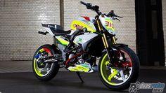 Estrela do Salão Duas Rodas, moto conceito ficará em exposição na rede de concessionários da marca BMW