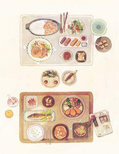 Japanese Illustration
