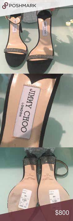 Brand new Jimmy Choo dress shoes Beautiful and so sexy Jimmy Choo Shoes Heels