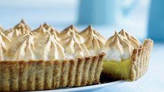 På én gang sød og syrlig – sådan skal en citrontærte være!