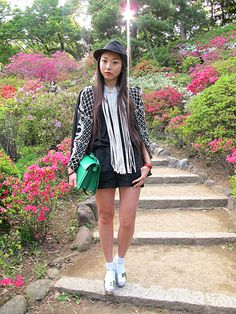 Simple, but Special YouStyle by Y: Black And White And...