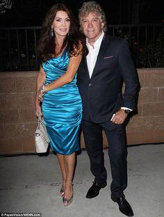 Lisa Vanderpump and husband Ken Todd