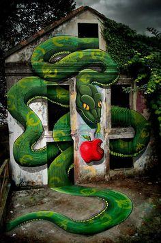 The Snake - Sokram Ordes, Spain