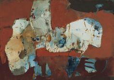 John Altoon:  A (1956)