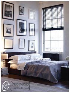 Inspiração quartos de casal #bedroom #quartocasal #b #casadasamigas