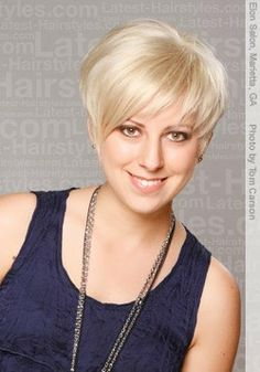 Wash And Wear Hairstyles For Older Women | Short Hair Styles for Women Over 40