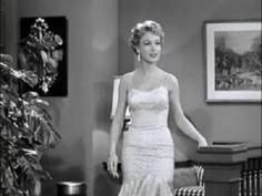 Barbara Eden in I love Lucy!