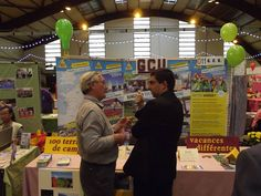 Fête des associations de l'agglomération d'Annecy et du département, dimanche 12 octobre à l'arcadium d'Annecy.