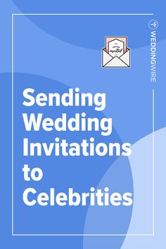 Couples share what happened when they sent celebrities and famous figures wedding invitations! Find out what happened and share your own experience! See more in the WeddingWire Forums!