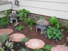 What a great idea. Would love to have a fairy garden.