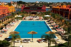 Hotel Tivoli Marina Portimao in Portugal