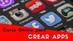 """Video-Curso: """"Cómo crear, publicar, administrar, promocionar y rentabilizar ... en """"Apps Rentables"""" te ofrecemos la mejor plataforma online para crear apps Apps, Free Stuff, Free Downloads, Wedges, Knowledge, Tents, App, Appliques"""