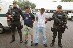 Noticias de Cúcuta: Capturados dos hombres por reiteradas exigencias e...