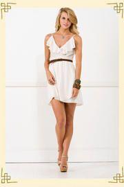 Vanilla Crème Dress