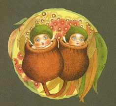 The Gumnut Babies by May Gibbs.