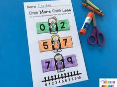 Counting and Cardinality FREEBIES — Keeping My Kiddo Busy Kindergarten Curriculum Map, Kindergarten Assessment, Curriculum Mapping, Interactive Math Journals, Math Notebooks, Problem Solving Activities, Math Activities, Math Made Easy, Common Core Math Standards