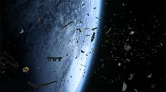 Japan To Deploy A Magnetic Net In Space To Clean Up Floating Debris...the first space net satellite (not counting the test unit) will be deployed in 2019.