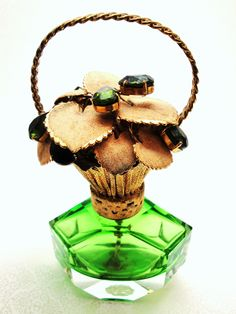 Vintage Perfume Bottle from Germany