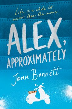 UK cover for ALEX, APPROXIMATELY (out April 4th in US, July 27th in UK)