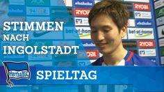 Stimmen nach Ingolstadt - Kalou - Haraguchi - Hertha BSC - Berlin - Bundesliga - 2016 #hahohe