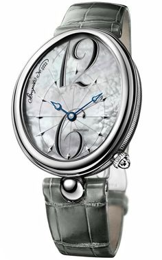 Breguet [NEW] Reine de Naples Automatic Oversized Ladies. Great Breguet Starter at Great Offer:- HK$ 78,000.