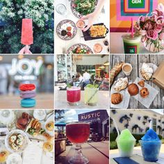 What restaurants to eat at in Dallas that have both quality food and atmosphere for an Instagram.