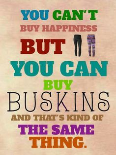 Join my Facebook page, Buskin Leggings with Annabella, to get your pair today. Go on, you know you want a pair...