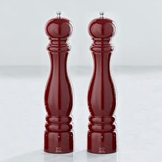 Peugeot Paris U Select Red Salt & Pepper Mills Set, 12""