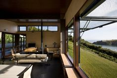 Project - Owhanake Bay House - Architizer