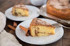 Kanelbullesockerkaka | Fredriks fika - Allas.se Fudge Brownies, Fika, Baked Goods, Muffins, Baking Recipes, French Toast, Sweets, Cookies, Breakfast