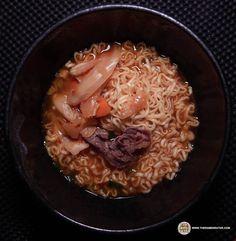 #1421: Nongshim Korean Clay Pot Ramyun Noodle - The Ramen Rater