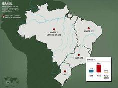 Aeroportos e transporte coletivo para Copa preocupam brasileiros