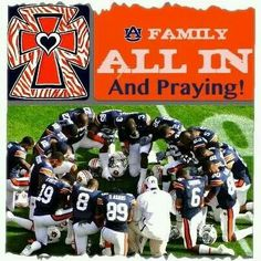 Lovin' these guys.. & prayin' for their safety (&a win in the Iron Bowl)..