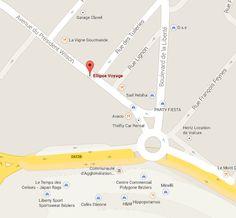 Agence Ellipse Voyage - Résidence Ermengaud, Bâtiment B, Avenue du Président Wilson, 34500 BÉZIERS