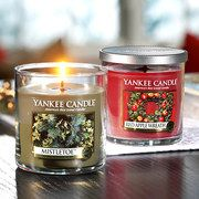 Take a look at the Yankee Candle event on #zulily today! Great fragrances for Christmas, Holiday Season, and a few are great for spring and summer; fresh and clean, as well as tropical :)