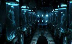 Bases Subterrâneas e Centros de Clonagem procurados por celebridades no mundo todo