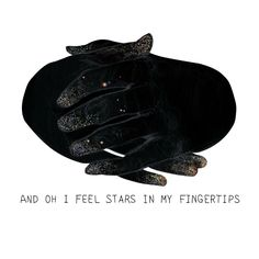 Nebulous by Eugenie Oh - I can feel the stars in my fingertips