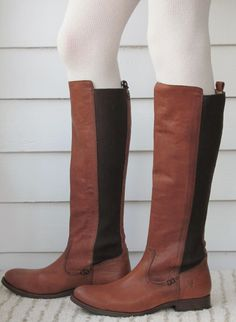 Howdy Slim! Riding Boots for Thin Calves: Frye Riding Chelsea | Me ...