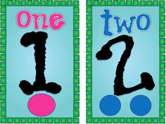 Step into 2nd Grade with Mrs. Lemons: Number Words