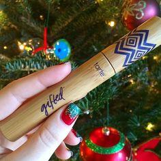 My newest mascara obsession!! My lashes look super long & absolutely no flaking Shop: www.liketk.it/JXA4 #liketkit