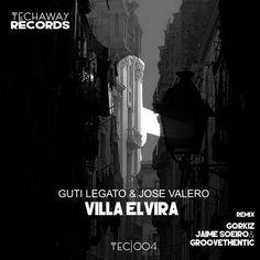 Villa Elvira da Techaway Records su Beatport