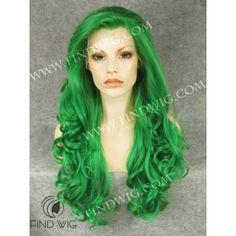 N5-T6138  Drag Lace Wig. Wavy Green Long Wig  #rupauldragrace   #soyouthinkyoucandrag   #rupaul   #rpdr   #beautysalon   #hairsupply   #hairstyle   #hairsalon   #hair   #dragqueen   #dragrace   #dragwig   #drag   #gaywig   #lacefrontwig   #lacefront   #lacewig   #lacewigs   #wigstore   #crazywig   #wig   #wigs   #findwig   #onlinewigstore   #kanekalon   #skintop   #skintopwig   #skintopwigs   #lacefrontwigs  #dragshow #wigsonline