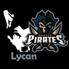 Lycan Fight Wear veste O time de Futebol Americano Recife Pirates. #LycanFightWear #LycanFutebolAmericano #RecifePirates