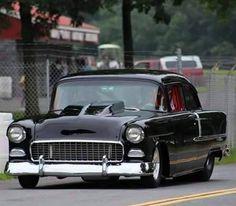 Slick 55 Chevy