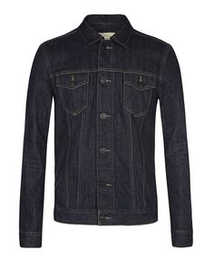 Fall 2013 Trend Report denim jacket allsaints