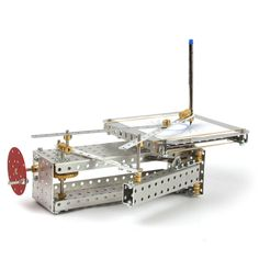 Stokys (The Swiss Meccano) Drawing Machine Drawing Machine, Nice Ideas, Robots, Design Art, Tech, Drawings, Painting, Switzerland, Toys